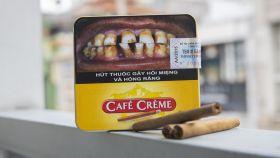 Xì Gà Mini Cafe Creme - Cigar Hà Lan Chính Hãng