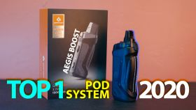 Geekvape Aegis Boost  - Pod System Đỉnh Nhất 2020