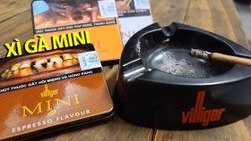 Đánh Giá Villiger Mini Cigar Thơm Ngon Đến Từ Thụy Sỹ