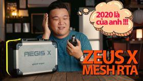 Zeus X Mesh RTA - Tank Siêu Đỉnh Đến Từ Geekvape