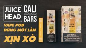 Disposable Pod Cali Bars By Juice Head | Vape Pod Dùng Một Lần