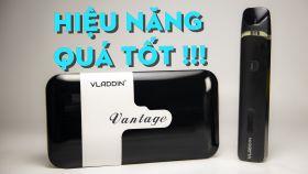 Vladdin Vantage - Pod System Nhỏ Gọn Xịn Xò