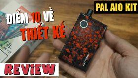PAL AIO KIT - Vape Cai Thuốc Nhỏ Gọn Thiết Kế Đẹp