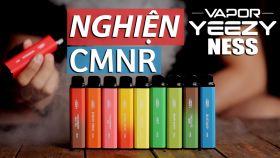 Ness Vape Disposable - Vape Pod Hút 1 Lần Đến Từ Yeezy Vapor