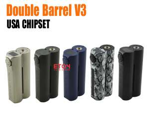 Squid Industries Double Barrel V3 150W Chính Hãng