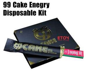 99 Cake Energy Disposable Mods - Vape Pod Dùng 1 Lần
