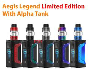 GeekVape Aegis Legend Kit Limited Edition Kèm Alpha Tank