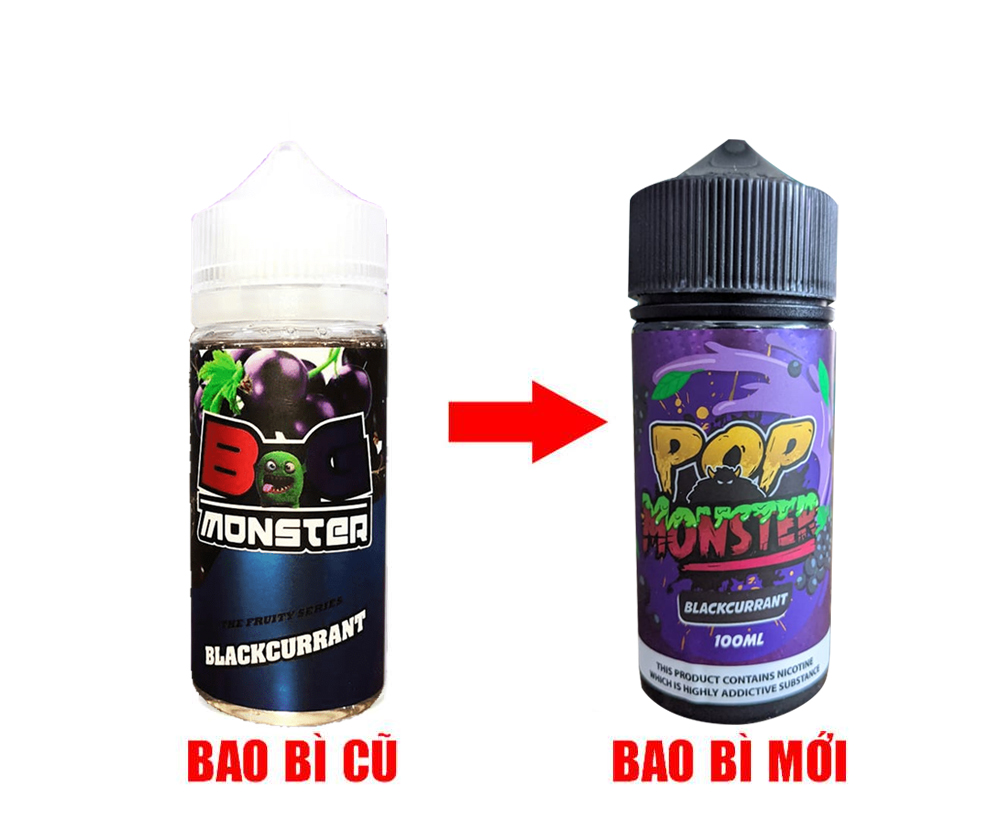 tinh dau pop monster moi