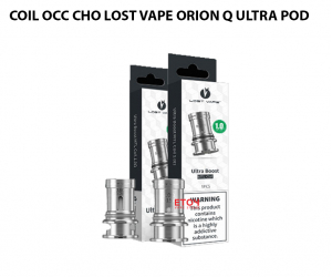 Coil Occ Cho Lost Vape ORION Q Ultra Pod System Kit