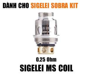 Coil Occ Cho Sigelei Sobra Kit - MS COIL