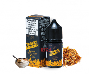 Tobacco Monster Salt Smooth 30ml - Tinh Dầu Vape Mỹ
