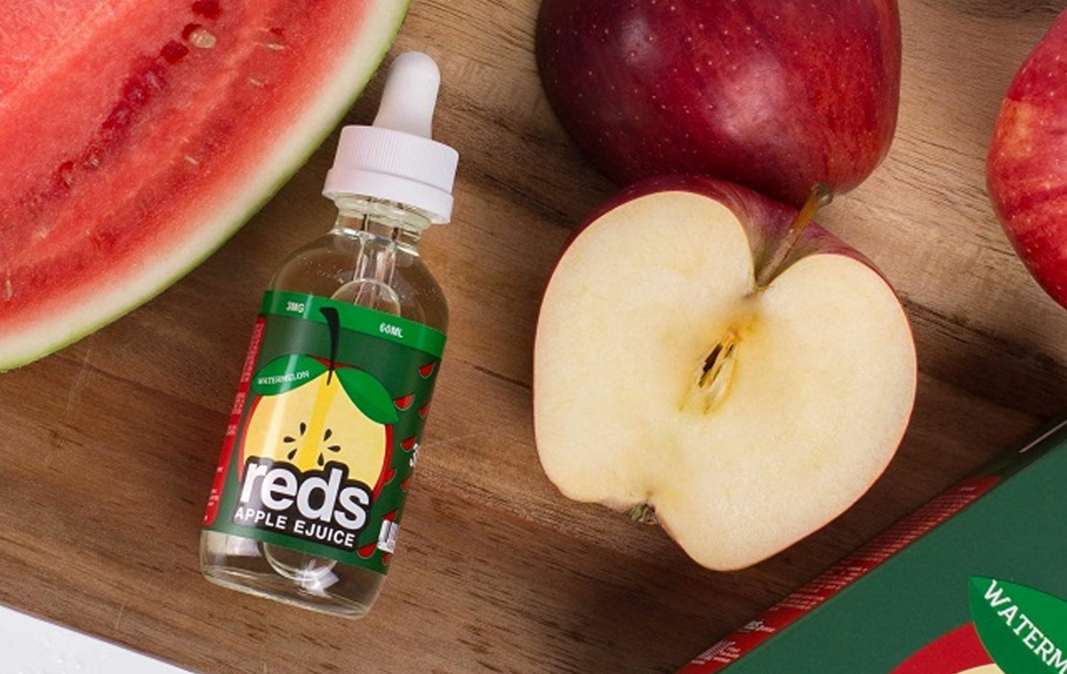 Watermelon Iced Reds Apple 60ml