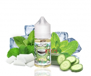 Iced Pop Salt Sweet Mint 30ml - Tinh Dầu Vape Mỹ