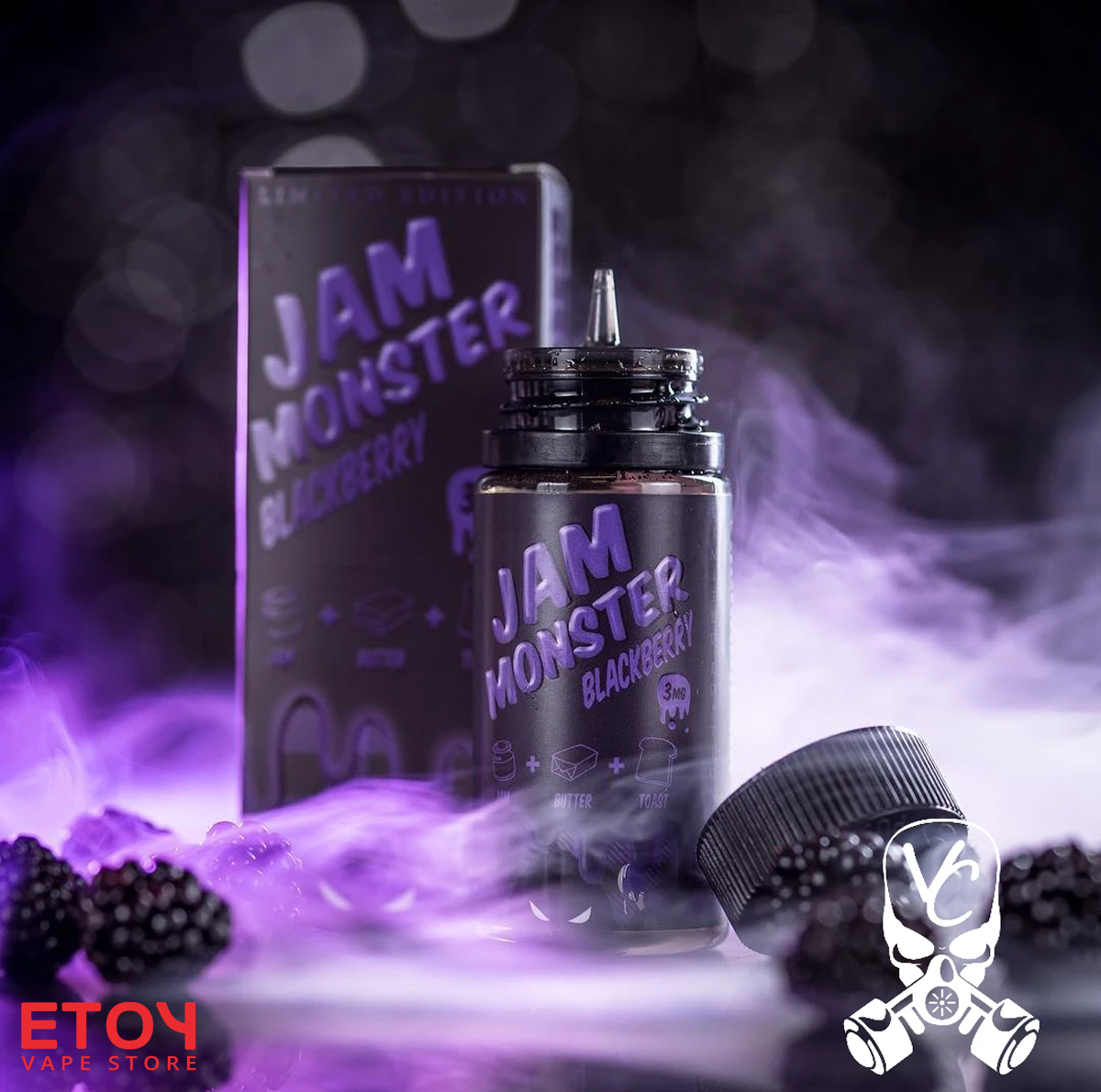jam monster berry