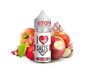 I Love Salts Juicy Apples 30ml - Tinh Dầu Vape Mỹ