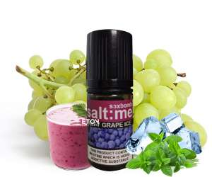 S3xbomb Salt Milfy Grape Ice 30ml - Tinh Dầu Vape Malaysia