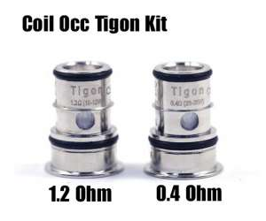 Coil Occ Aspire Tigon Kit