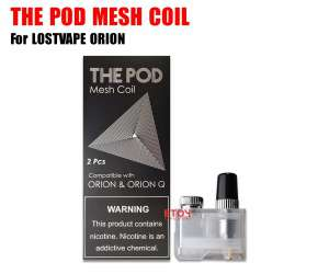 The Pod Mesh Coil For Lostvape Orion