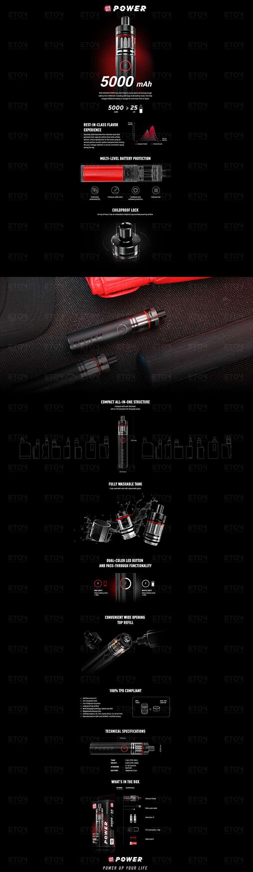 vape pen aramax power