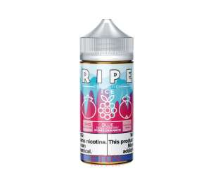 RIPE ICE Blue Razzleberry Pomegranate 100ml - Tinh Dầu Vape Mỹ