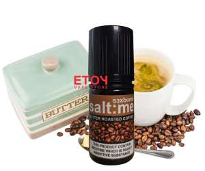 S3xbomb Salt Butter Roasted Coffee 30ml - Tinh Dầu Vape Malaysia