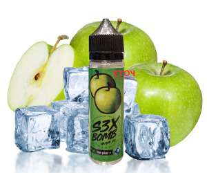 SexBomb Reloaded Apple 60ml - Tinh Dầu Vape Malaysia