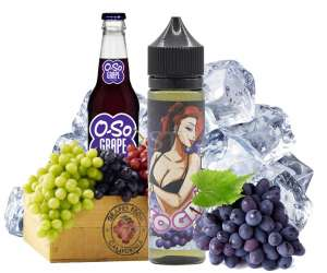 So Grape 60ml - Tinh Dầu Vape Malaysia