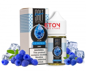 SUA Super Salt Ice Blue Raspberry 30ml - Tinh Dầu Vape Mỹ