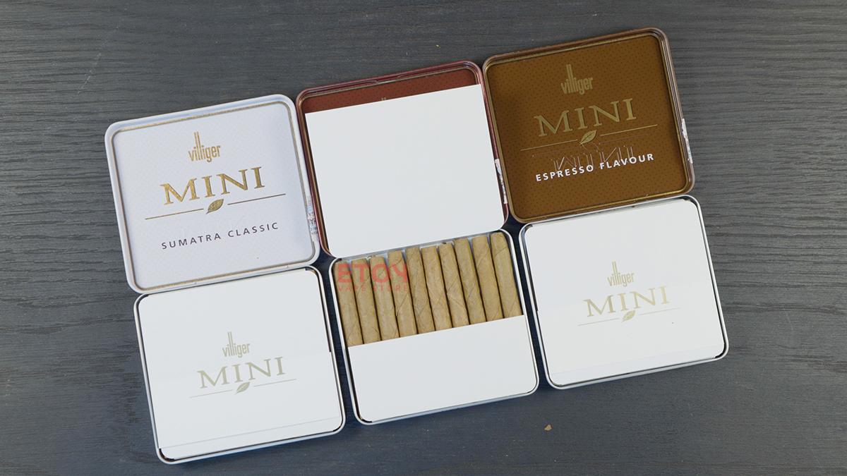 xì gà mini villiger